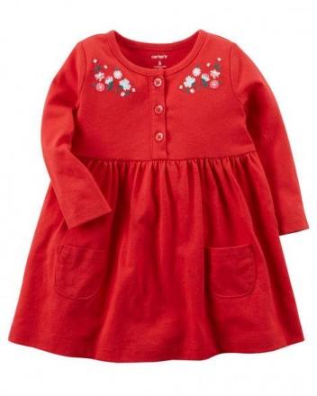Продам новые платья с трусиками фирмы Картерс на девочку от 6мес до 2х лет : фо. Бердичев, Житомирская область. фото 5