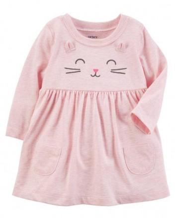 Продам новые платья с трусиками фирмы Картерс на девочку от 6мес до 2х лет : фо. Бердичев, Житомирская область. фото 3