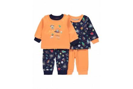 Пижамки на мальчика от фирмы George размер 12-18мес и 18-24 мес. Бердичев. фото 1