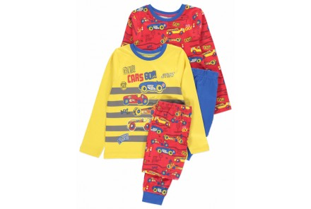 Продам набір піжамок фірми Джордж (Англія) на хлопчика 5-6 років. Бердичев. фото 1