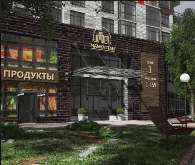 НОВАЯ квартира в НОВОМ доме в НОВОМ жилом комплексе на пл. Толбухина. Современны. Черемушки, Одеса, Одеська область. фото 5