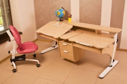 Кресло имеет две независимые регулировки. Регулировка высоты сидения позволяет п. Днепр, Днепропетровская область. фото 7