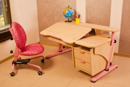 Кресло имеет две независимые регулировки. Регулировка высоты сидения позволяет п. Днепр, Днепропетровская область. фото 5
