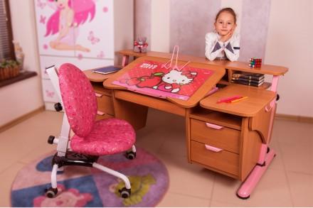 Кресло имеет две независимые регулировки. Регулировка высоты сидения позволяет п. Днепр, Днепропетровская область. фото 6