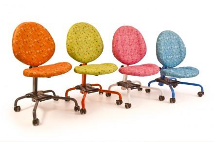 Кресло имеет две независимые регулировки. Регулировка высоты сидения позволяет п. Днепр, Днепропетровская область. фото 3