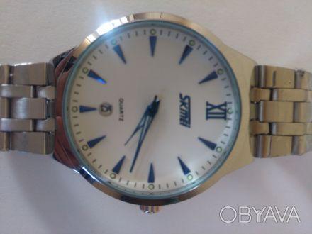 Skmei мужские кварцевые часы. Отличное качество, стильный дизайн и доступная цен. Днепр, Днепропетровская область. фото 1