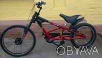 Велосипед чоппер-круизер FISHBORN Bone Dragger. Кременчуг. фото 1