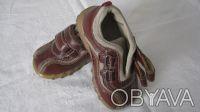 Осенне-весенние ботинки для мальчика р.24, 14,5см по стельке.б\у, состояние хоро. Днепр, Днепропетровская область. фото 3