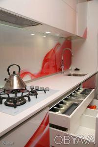 Кухни с полноцветной фотопечатью Днепропетровск. Днепр. фото 1