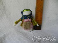 Кукла Зерновушка Эта кукла имеет несколько названий: Зерновушка, Крупеничка, Зер. Суми, Сумська область. фото 2