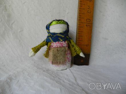 Кукла Зерновушка Эта кукла имеет несколько названий: Зерновушка, Крупеничка, Зер. Сумы, Сумская область. фото 1