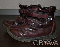 Продам обувь для девочки  фото1-2 цена 20гр  фото3-54бесплатно  фото5-6 30гр . Сумы, Сумская область. фото 5
