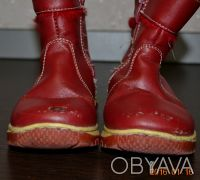 Продам обувь для девочки  фото1-2 цена 20гр  фото3-54бесплатно  фото5-6 30гр . Сумы, Сумская область. фото 2