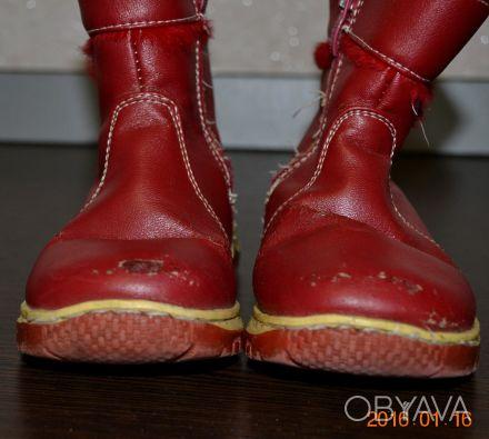 Продам обувь для девочки  фото1-2 цена 20гр  фото3-54бесплатно  фото5-6 30гр . Сумы, Сумская область. фото 1