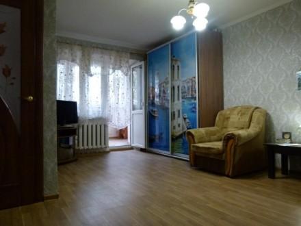 Сдам 1-но комнатную квартиру на 7 Фонтана. В квартире свежий ремонт, горячая вод. Великий Фонтан, Одеса, Одеська область. фото 4