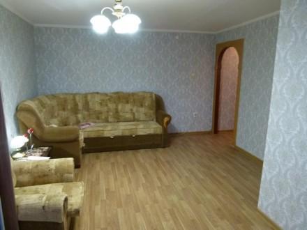 Сдам 1-но комнатную квартиру на 7 Фонтана. В квартире свежий ремонт, горячая вод. Великий Фонтан, Одеса, Одеська область. фото 3