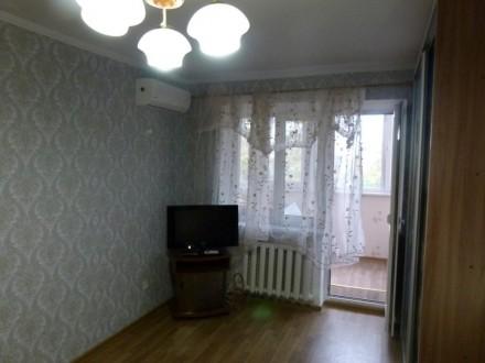 Сдам 1-но комнатную квартиру на 7 Фонтана. В квартире свежий ремонт, горячая вод. Великий Фонтан, Одеса, Одеська область. фото 5