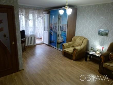 Сдам 1-но комнатную квартиру на 7 Фонтана. В квартире свежий ремонт, горячая вод. Великий Фонтан, Одеса, Одеська область. фото 1