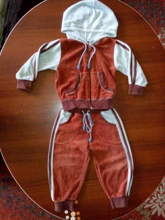 Спортивный костюм 2-2,5 года. Полтава. фото 1