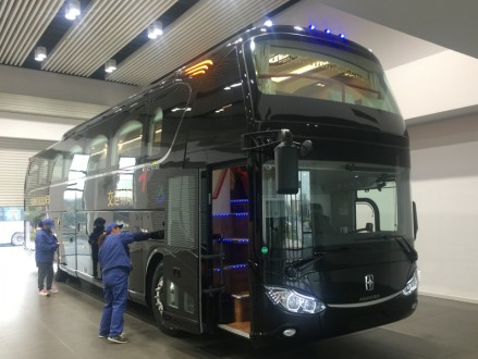 Продам автобус Asiastar Bus YBL6138H 2017 года. Киев. фото 1