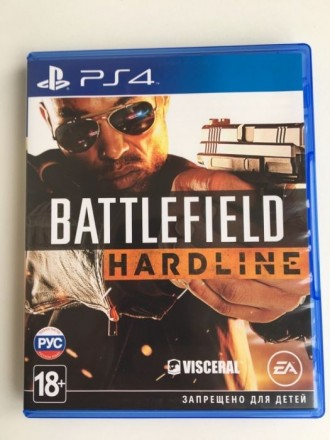 Battlefield Hardline PS4. Киев. фото 1