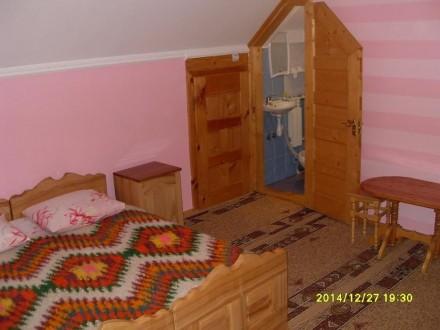 Предлагаем незабываемый отдых в комфортабельных 1- и 2- местных комнатах со всем. Рахів, Закарпатська область. фото 6