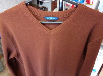 Продаем два свитера в отличном состоянии на высокого мужчину рост 185-195 см! Од. Одесса, Одесская область. фото 6