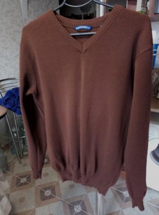Продаем два свитера в отличном состоянии на высокого мужчину рост 185-195 см! Од. Одесса, Одесская область. фото 5