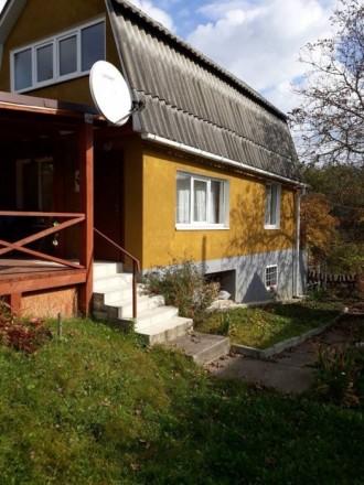 Продаю 2 поверховий Дачно-житловий будинок, в селі Оріховці, хороший станан, 3 к. Ужгород, Закарпатская область. фото 3