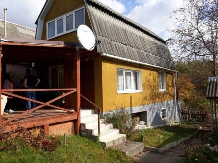 Продаю 2 поверховий Дачно-житловий будинок, в селі Оріховці, хороший станан, 3 к. Ужгород, Закарпатская область. фото 5