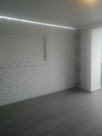 Новострой.3к/квартира,кирпич,евроремонт,раздельные комнаты,инд/отопление,пол в к. Югозапад, Хмельницький, Хмельницька область. фото 3
