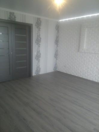 Новострой.3к/квартира,кирпич,евроремонт,раздельные комнаты,инд/отопление,пол в к. Югозапад, Хмельницький, Хмельницька область. фото 8