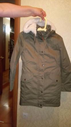 куртку парку, утепленную фирма Maison Scotch.. Кропивницкий. фото 1