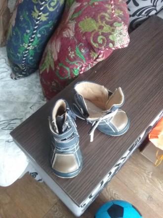Ботиночки, детские. Днепр. фото 1