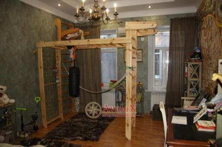 Редкая квартира, расположенная в самом сердце квартала: шум машин не долетает , . Приморський, Одеса, Одеська область. фото 5