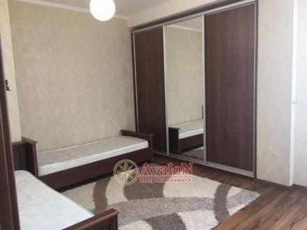 3 раздельные комнаты укомплектованные мебелью  кухня-столовая с мебелью и техни. Таірова, Одеса, Одеська область. фото 8