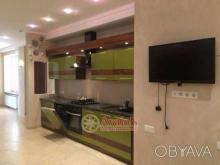 3 раздельные комнаты укомплектованные мебелью  кухня-столовая с мебелью и техни. Таірова, Одеса, Одеська область. фото 1