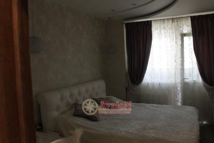 К продаже предлагается трёхкомнатная квартира общей площадью 73 кв.м. в ЖК Левит. Таірова, Одеська область. фото 4