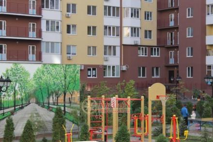 К продаже предлагается трёхкомнатная квартира общей площадью 73 кв.м. в ЖК Левит. Таірова, Одеська область. фото 8