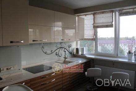 К продаже предлагается трёхкомнатная квартира общей площадью 73 кв.м. в ЖК Левит. Таірова, Одеська область. фото 1