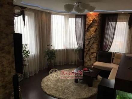 Предлагается 3 комнатная квартиру в новом доме , в начале района, где нет пробле. Київський, Одеса, Одеська область. фото 3