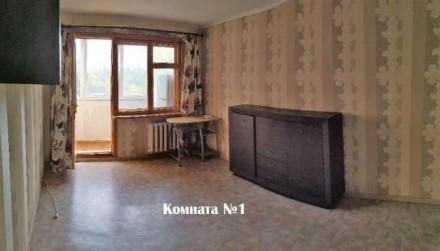 Продам 2-х комнатную квартиру на Малиновского. 5/5 этаж, общая площадь 47, жила. Черемушки, Одеса, Одеська область. фото 3