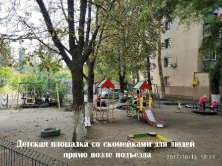 Продам 2-х комнатную квартиру на Малиновского. 5/5 этаж, общая площадь 47, жила. Черемушки, Одеса, Одеська область. фото 10