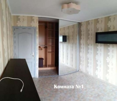 Продам 2-х комнатную квартиру на Малиновского. 5/5 этаж, общая площадь 47, жила. Черемушки, Одеса, Одеська область. фото 6