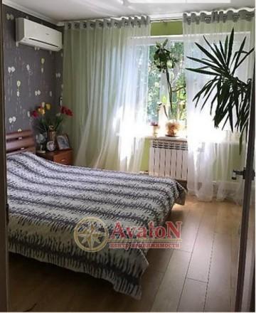 В продаже 3-х комнатная квартира в кирпичном доме. В квартире выполнен капитальн. Київський, Одеса, Одеська область. фото 11