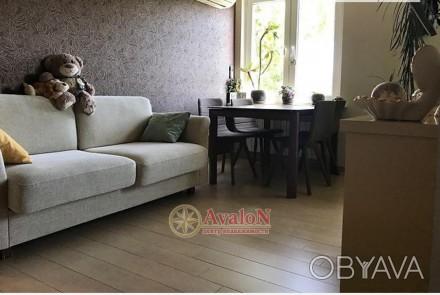 В продаже 3-х комнатная квартира в кирпичном доме. В квартире выполнен капитальн. Київський, Одеса, Одеська область. фото 1