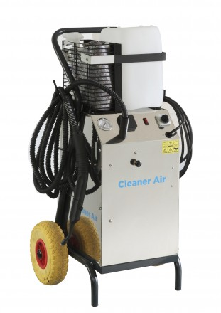 BIEFFE AriaSana парогенератор для чистки кондиционеров. Дубно. фото 1