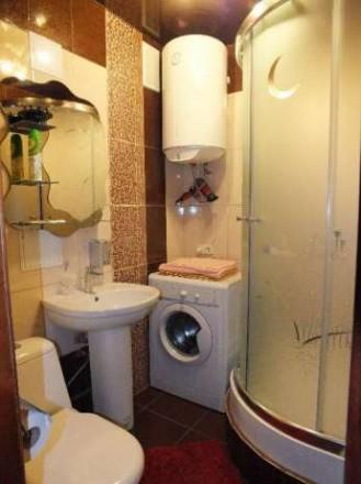 Аренда 2-х комнатной квартиры в центре города уютная квартира со свежим дизайнер. Черкаси, Черкаська область. фото 8