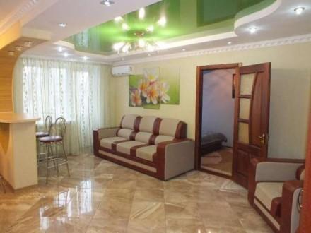 Аренда 2-х комнатной квартиры в центре города уютная квартира со свежим дизайнер. Черкаси, Черкаська область. фото 2