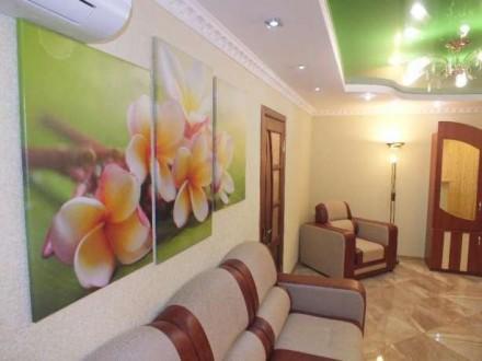 Аренда 2-х комнатной квартиры в центре города уютная квартира со свежим дизайнер. Черкаси, Черкаська область. фото 3